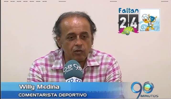 Argentina es candidato a ser el campeón del mundo: Willy Medina