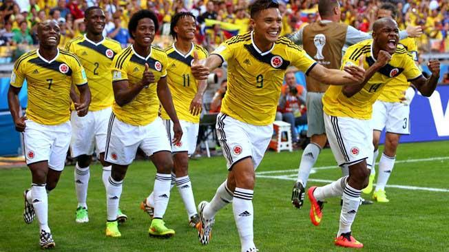 Colombia y Uruguay, un encuentro con historia