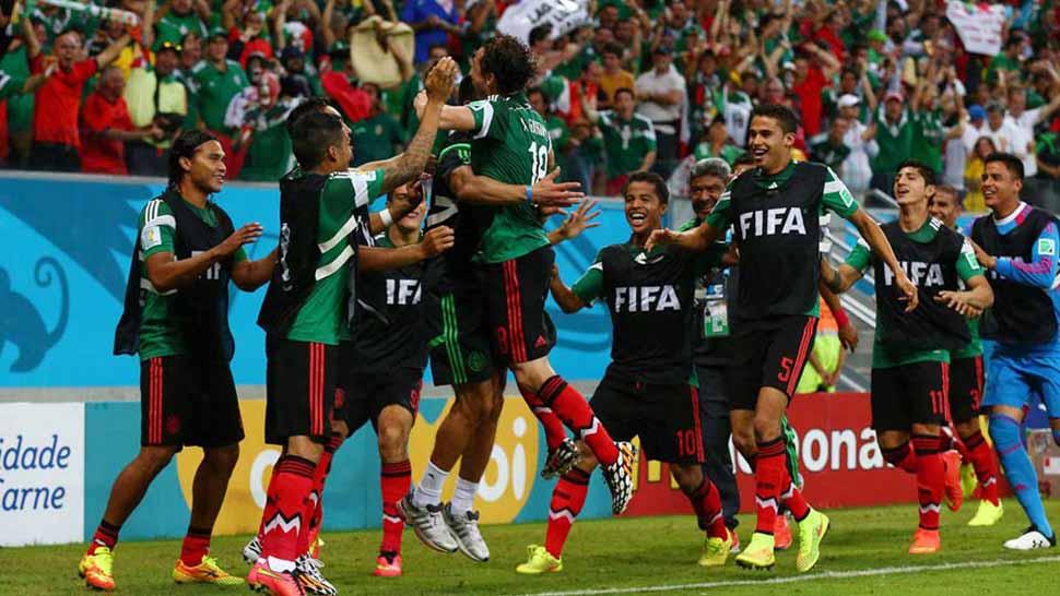 Brasil y México ganaron y avanzaron a octavos de final
