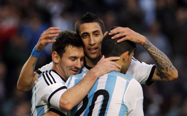 Argentina, otro sudamericano que se estrena con triunfo