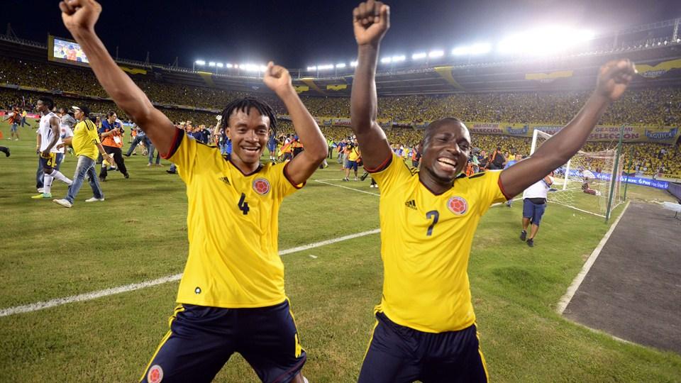 Conozca el lugar donde Colombia hará su debut