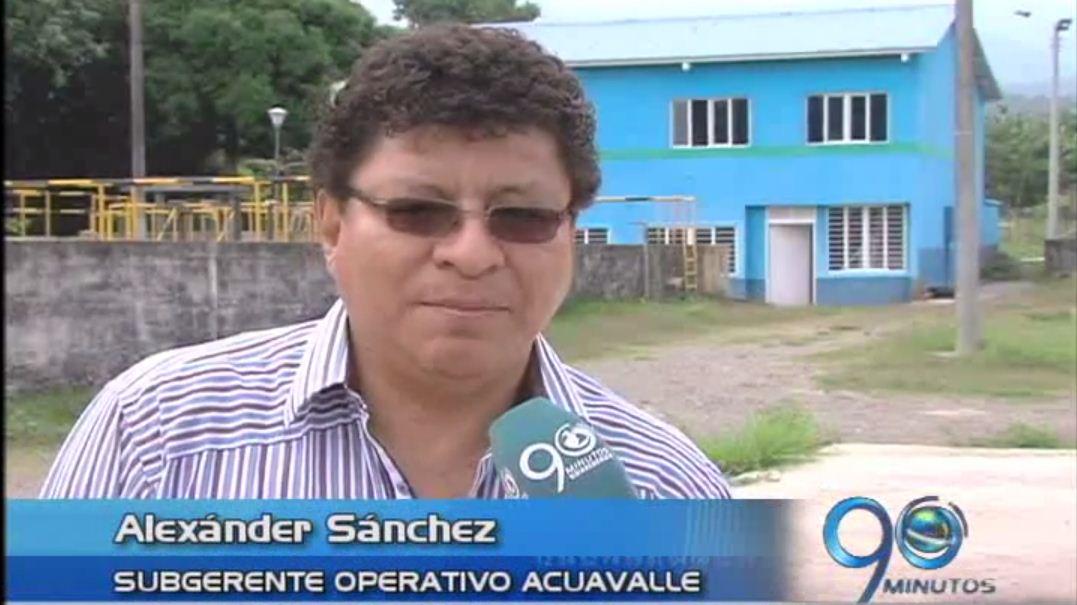 Acuavalle pidió garantías para continuar obras de acueducto de Villagorgona