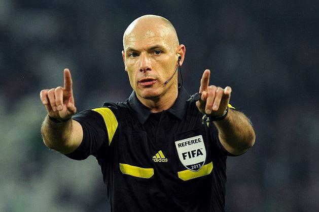 El inglés Howard Webb  dirigirá Colombia vs. Costa de Marfil