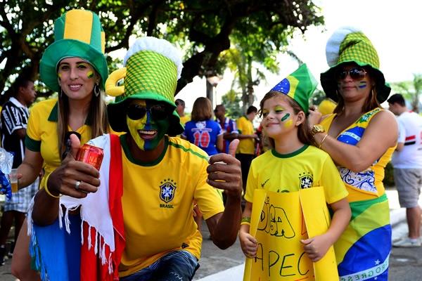 Embajadas dan a conocer consejos para el Mundial de Brasil