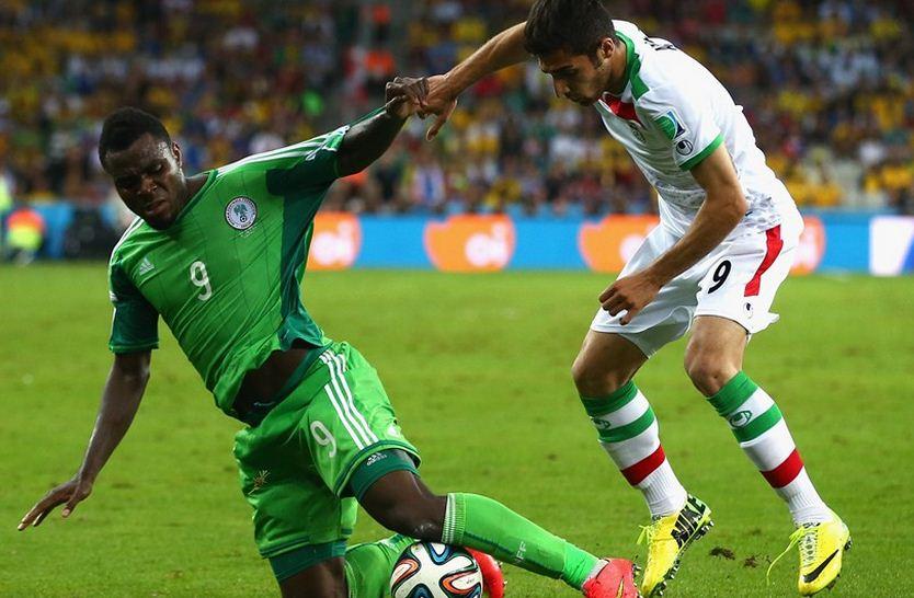 Nigeria e Irán empataron sin goles en su debut