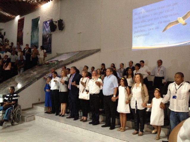 Asamblea conmemora la muerte de los once diputados