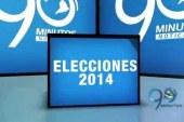 Agenda Electoral: Empate técnico entre Santos y Zuluaga