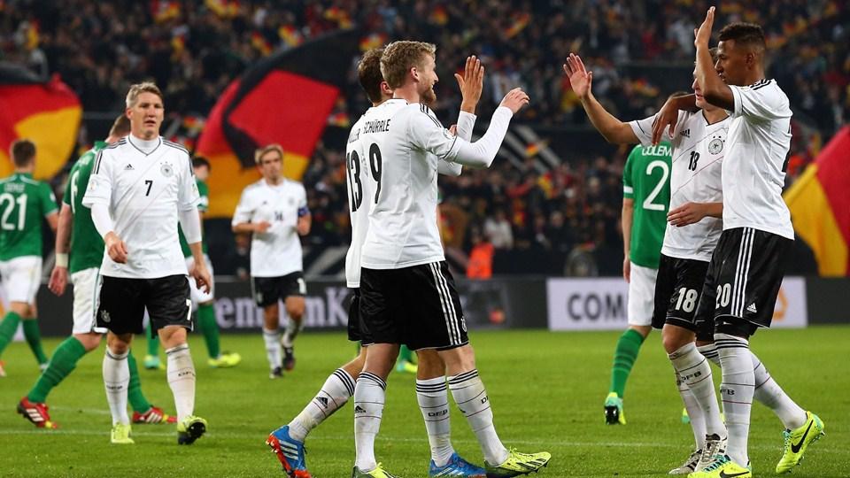 Alemania y Portugal buscarán liderar 'grupo de la muerte'