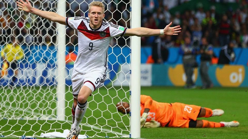 Aunque lo sufrió, Alemania ganó su cupo a cuartos
