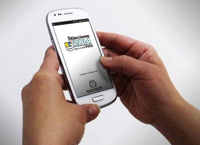 Conozca los resultados de las Elecciones desde su dispositivo móvil