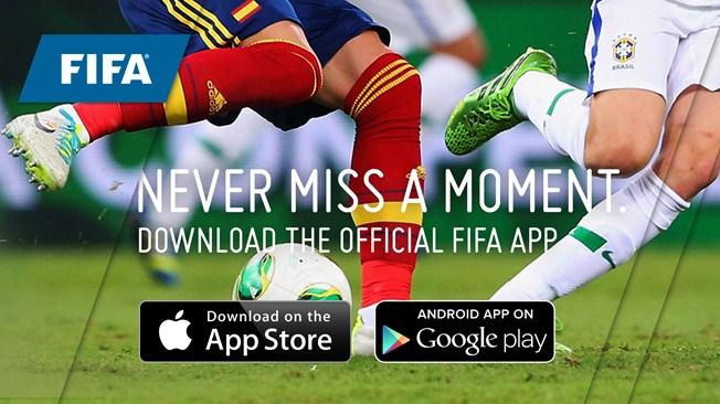 Aplicaciones que lo mantendrán informado en el Mundial