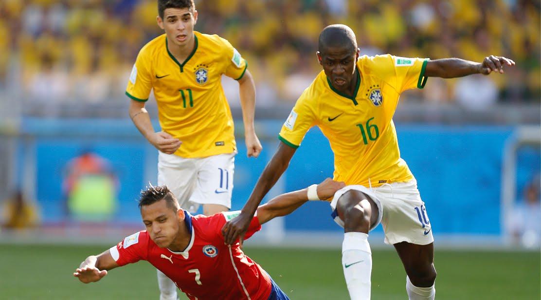 Brasil es el primer clasificado a cuartos de final
