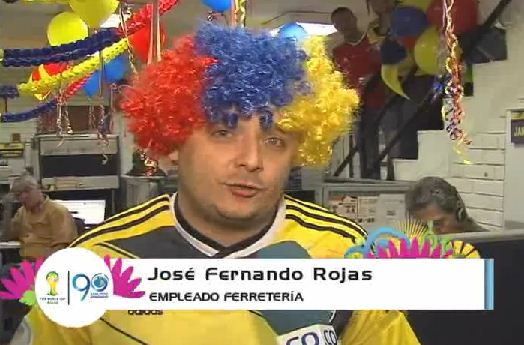 Así opinan caleños y famosos sobre Colombia en Mundial