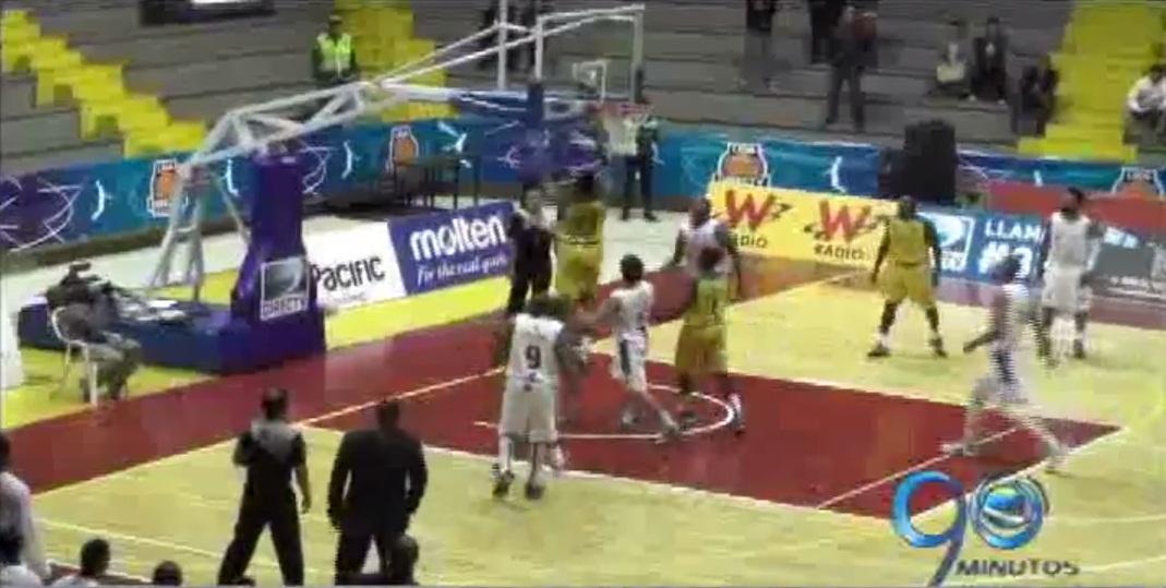 Campeones de la Copa Profesional de Baloncesto volvieron a Chocó