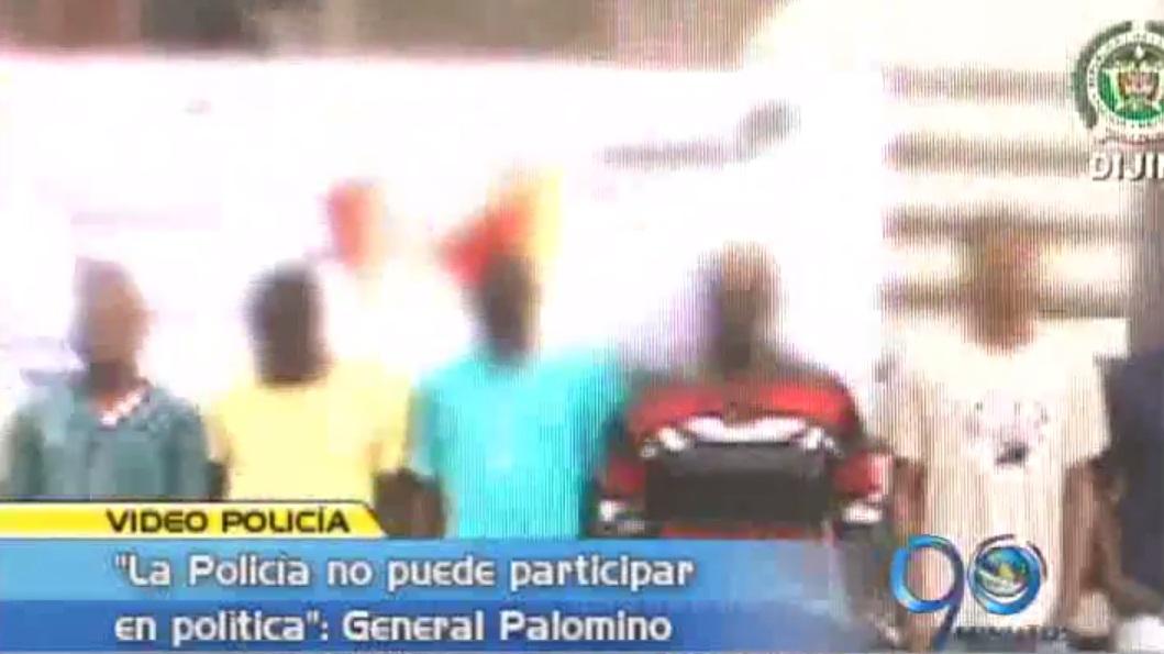 Fueron capturados 13 miembros del 'Clan Úsuga' en Buenaventura
