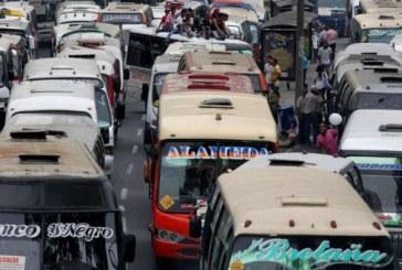Así avanza proceso de chatarrización de buses tradicionales