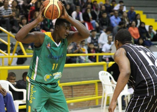 Cimarrones del Chocó, campeones de Liga Profesional de Baloncesto