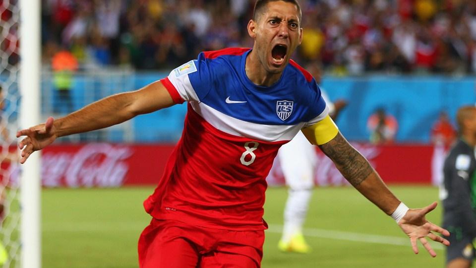 Estados Unidos venció 2-1 a Ghana en su estreno Mundial