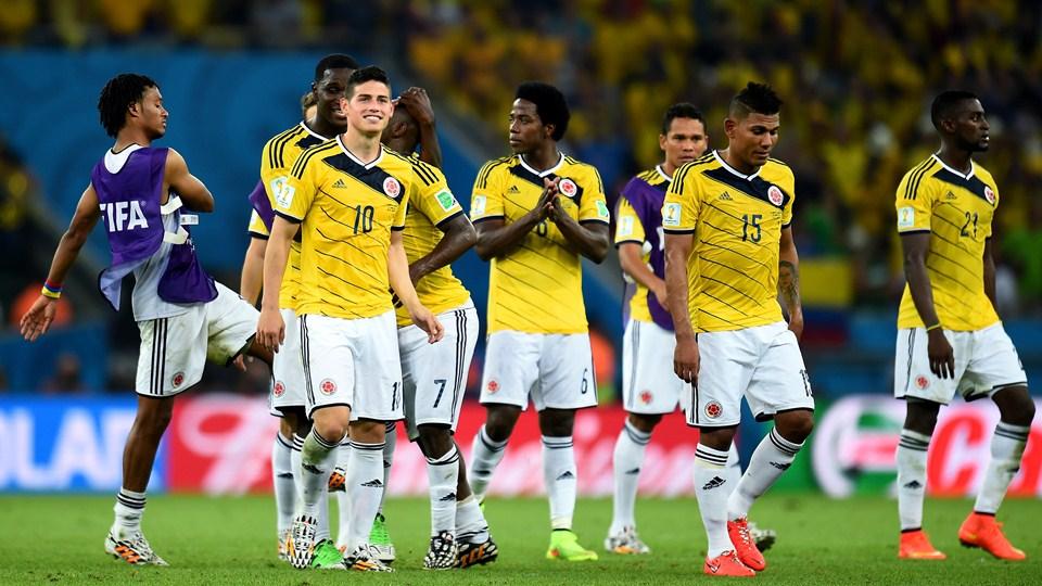 Colombia escribió un gran capitulo en su historia avanzando a cuartos de final