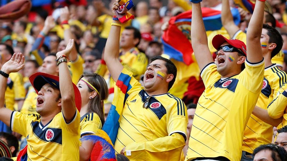 Colombia buscará continuar con su racha ganadora ante Japón