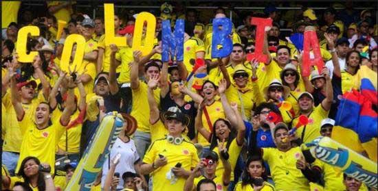 Selección Colombia ya está en Sao Pablo para el inicio del Mundial