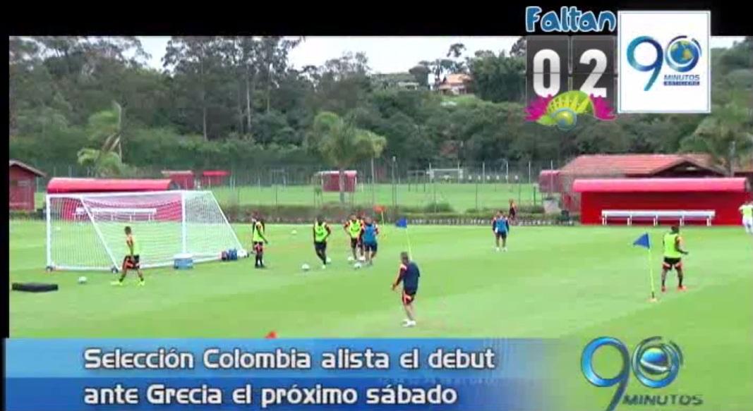 90 Minutos acompaña a la Selección mientras se alista para su primer partido