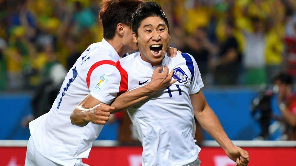 Corea y Rusia se unen a la lista de empates en el Mundial