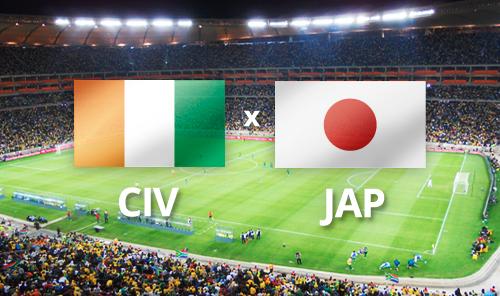 Japón y Costa de Marfil cierran la tercera jornada del Mundial