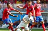 Costa Rica, que perdió 3-2 ante México, será el próximo rival de Colombia
