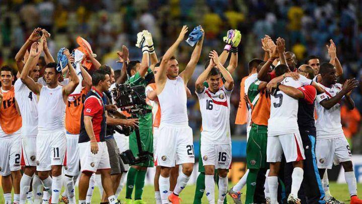 Italia vs. Costa Rica, partido de interés para Colombia