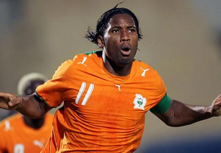 Costa de Marfil definió sus 23 convocados para el Mundial Brasil 2014