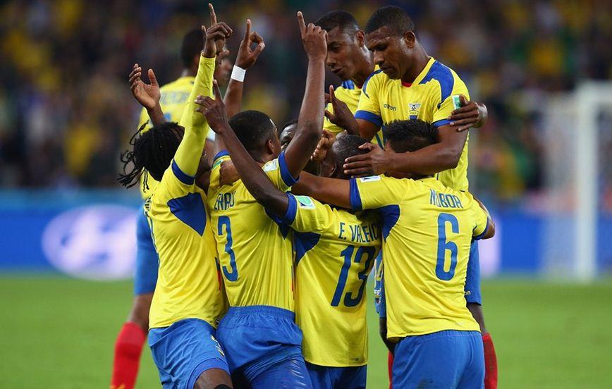 Ecuador sueña con los octavos tras vencer a Honduras 1 – 2
