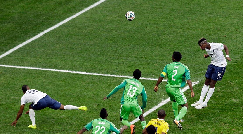 Francia es el quinto clasificado a cuartos de final