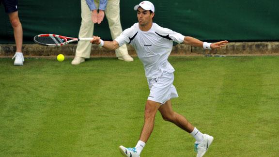 Giraldo y Cabal pasan a tercera ronda del Wimbledon