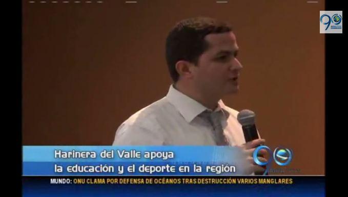La empresa Harinera del Valle presentó reporte anual de sostenibilidad