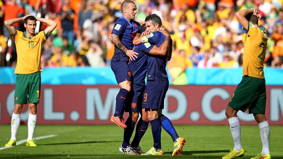 Con decoro, Australia vendió cara su derrota frente a Holanda