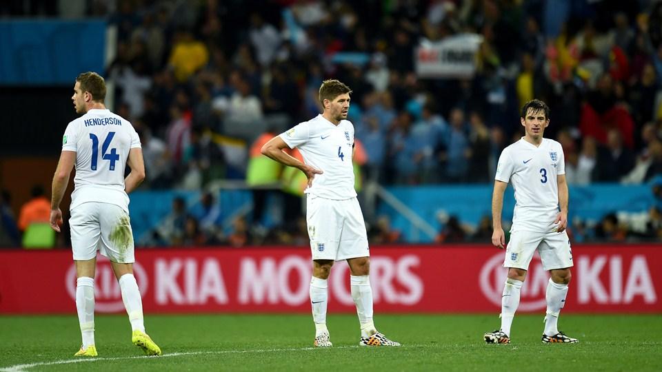 Inglaterra defenderá su orgullo ante Costa Rica