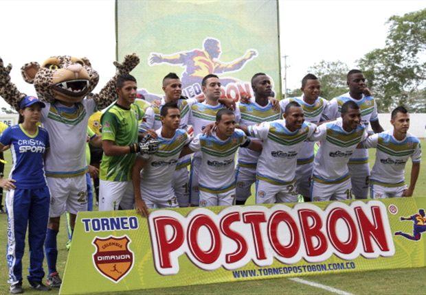 Jaguares de Córdoba es el nuevo campeón del Torneo Postobón I 2014