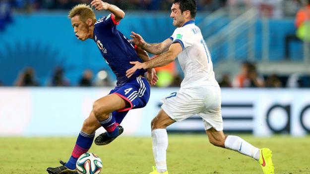 Empate de Japón y Grecia aseguró clasificación de Colombia