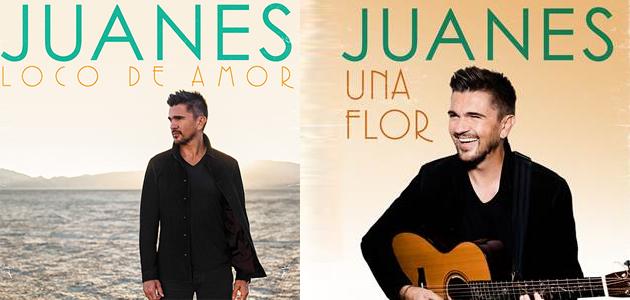 Juanes presenta el tercer sencillo de su álbum 'Loco de Amor'