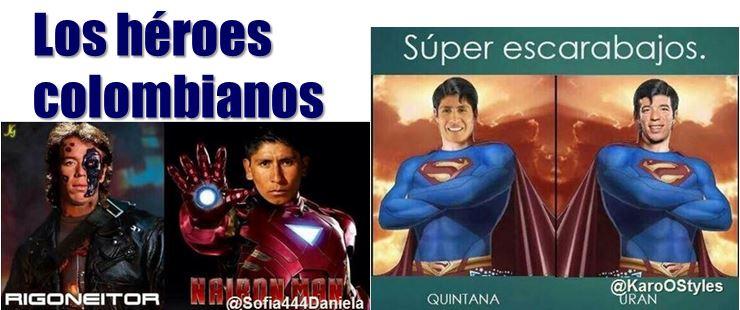 El mundo tiene nuevos superhéroes y son colombianos