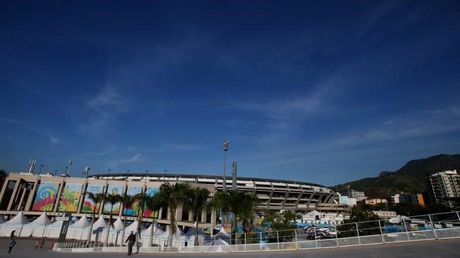 Colombia jugará en el Maracaná de Río de Janeiro