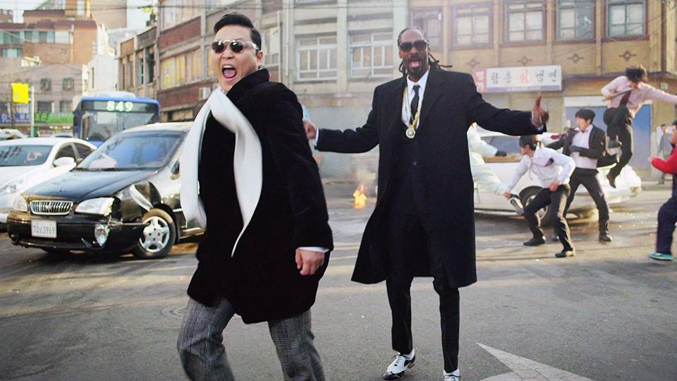 Video de Psy con Snoop Dogg, un éxito en YouTube