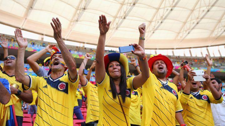 Recuerde las restricciones para el partido de Colombia