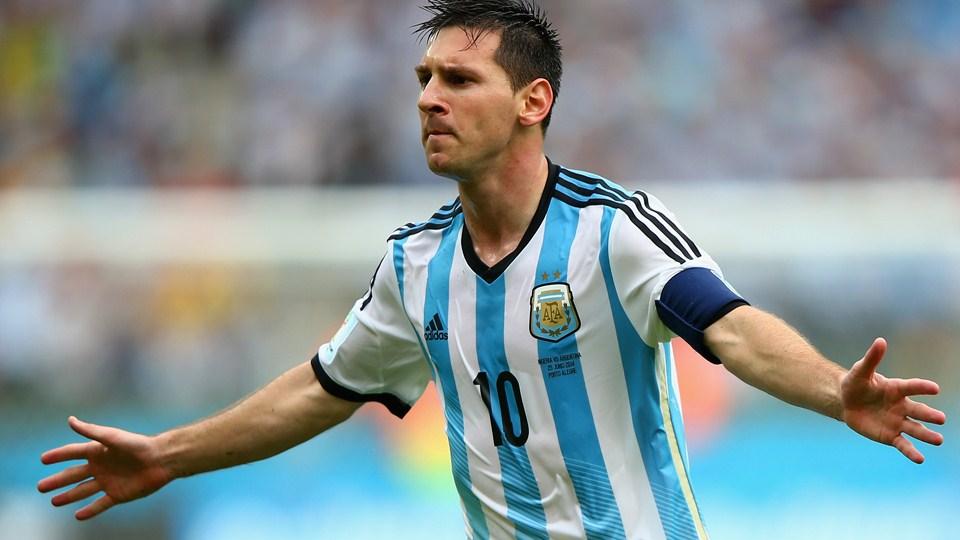 Argentina superó a Nigeria, junto a Colombia y Holanda están invictas
