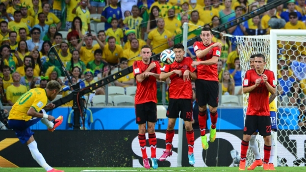 Brasil no pudo con México y se debió conformar con un empate