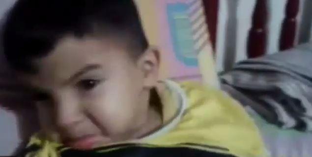 Niño llora por la ausencia de Falcao en el Mundial de Brasil