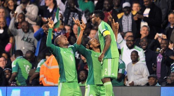 Nigeria e Irán empatan con un amargo 0 – 0