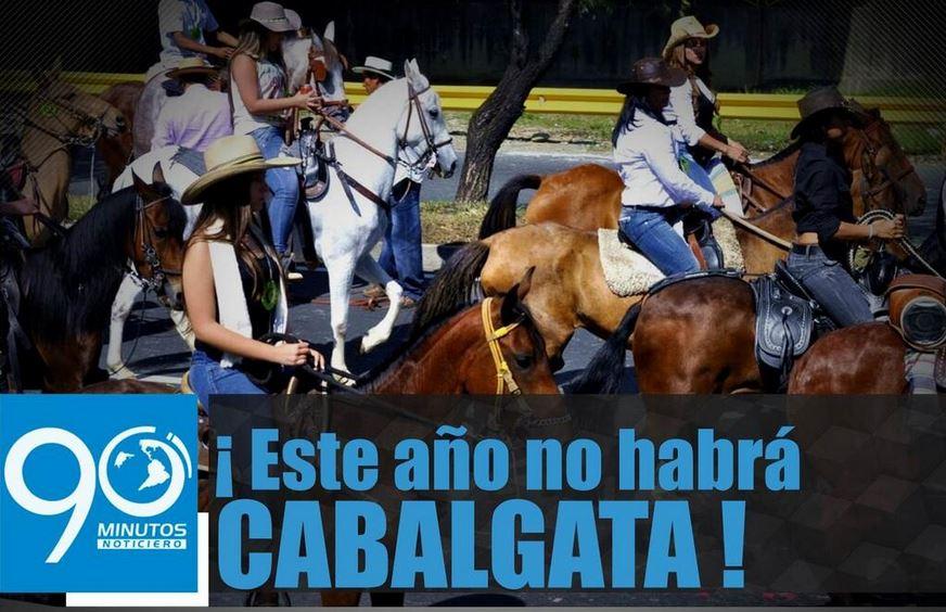 La Feria de Cali no tendrá Cabalgata en su versión número 57