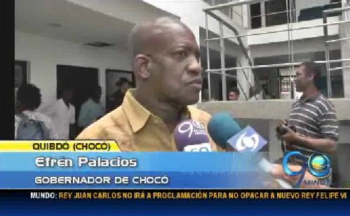 Autoridades en Chocó denuncian amenaza del ELN